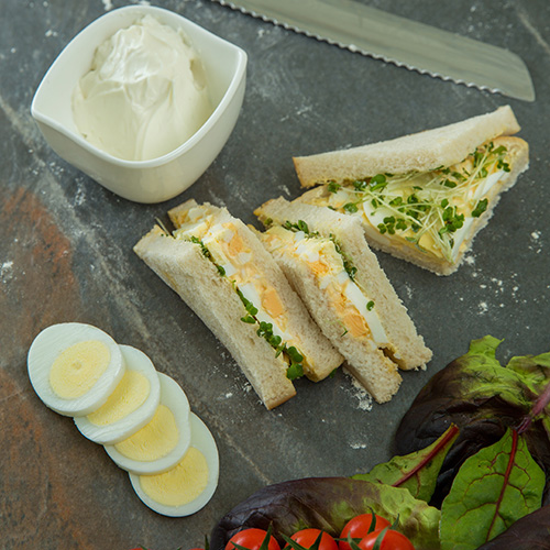 Egg & Cress Sandwich