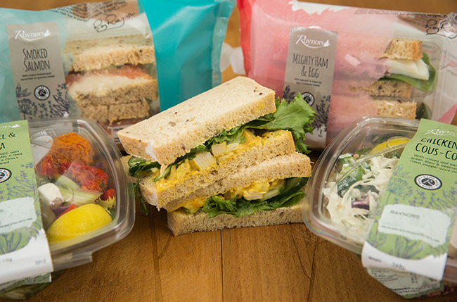 Cafe Sandwiches