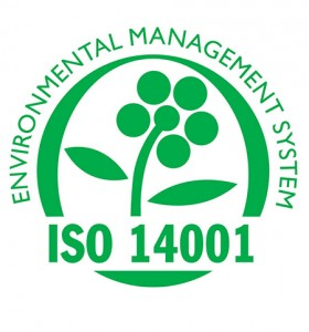 The Sandwich Factory holds ISO 14001 Certification