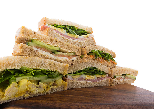 Gourmet Sandwiches - Raynor Foods