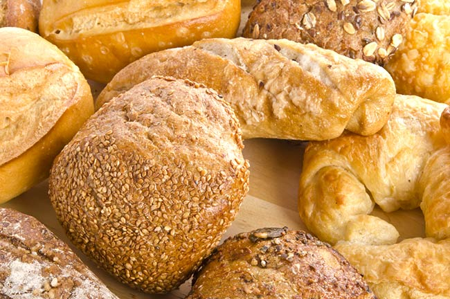 Artisan Rolls and Bread from Danbury Fine Foods