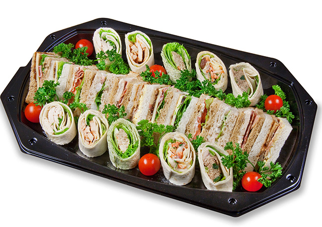 Sandwich Platter Delivery
