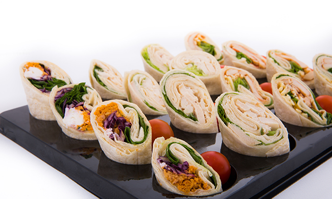 Sandwich Platters delivery by Raynor Foods