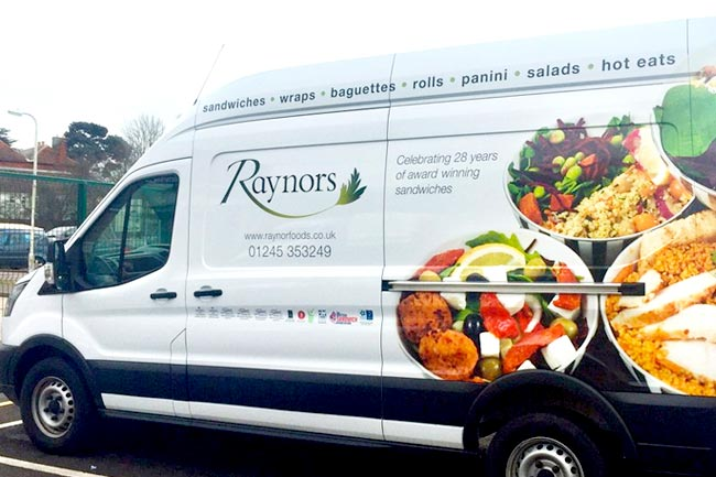 Other Raynor Foods Products