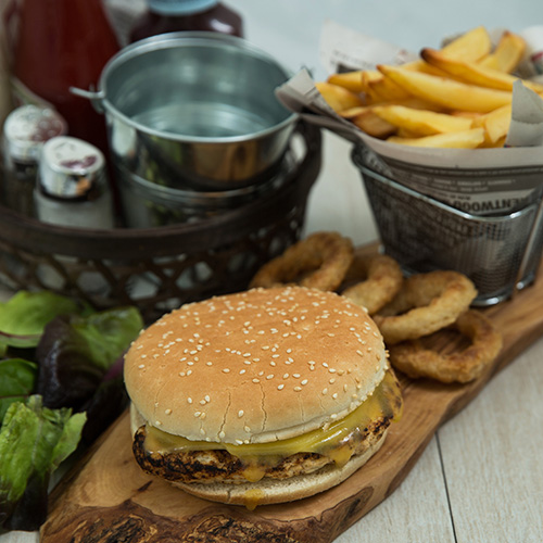 Wholesale Buger Suppliers - Raynor Foods