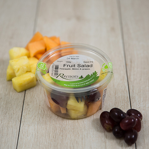 Fruit Pots available from Raynor Foods