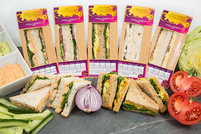 Halal Sandwich Suppliers