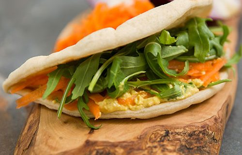 Vegetarian Sandwich Suppliers