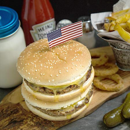Wholesale Burger Suppliers