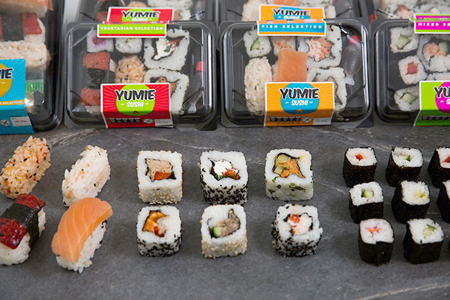 Wholesale Sushi Suppliers