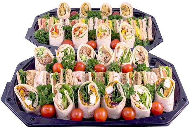 Business lunch delivery service London