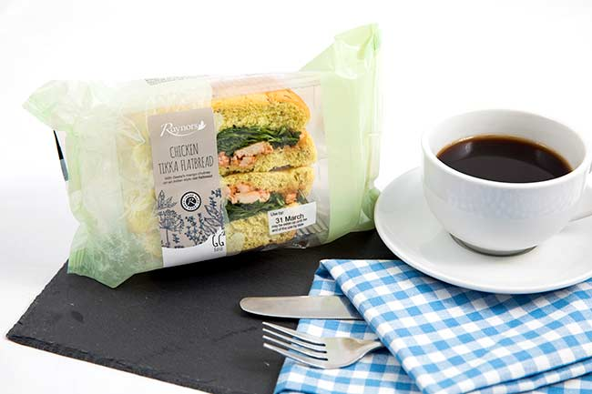 Café Range of Gourmet Sandwiches