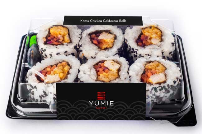 Sushi Boxes Wholesale