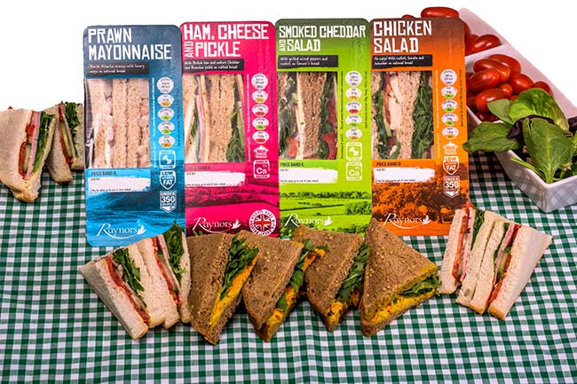 Ready made sandwich suppliers